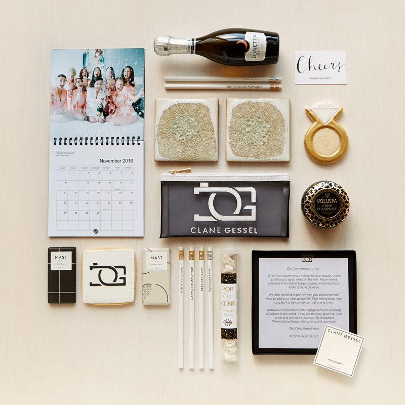 Wedding Photographer Box